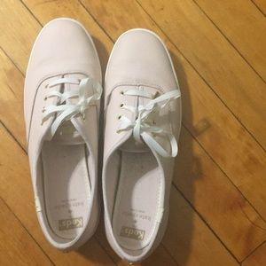 kate spade and Keds collaboration sneakers